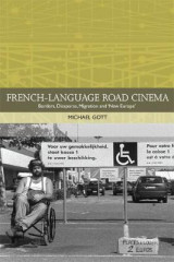 Omslag - French-Language Road Cinema