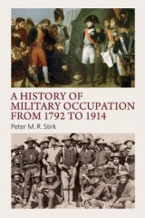 Omslag - A History of Military Occupation from 1792 to 1914