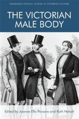 Omslag - The Victorian Male Body