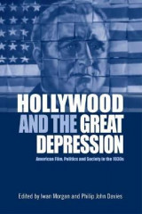 Omslag - Hollywood and the Great Depression