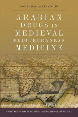 Omslag - Arabian Drugs in Early Medieval Mediterranean Medicine