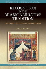 Omslag - Recognition in the Arabic Narrative Tradition