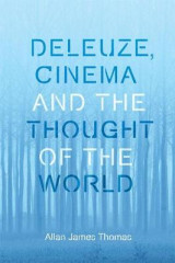 Omslag - Deleuze, Cinema and the Thought of the World