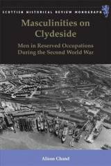 Omslag - Masculinities on Clydeside