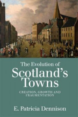 Omslag - The Evolution of Scotland's Towns