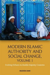 Omslag - Modern Islamic Authority and Social Change, Volume 1