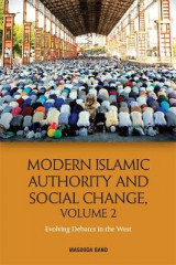 Omslag - Modern Islamic Authority and Social Change, Volume 2