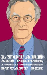 Omslag - Lyotard and Politics
