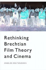 Omslag - Rethinking Brechtian Film Theory and Cinema