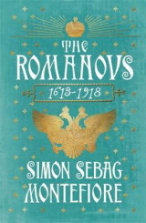 Omslag - The Romanovs 1613-1918