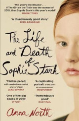Omslag - The life and death of Sophie Stark