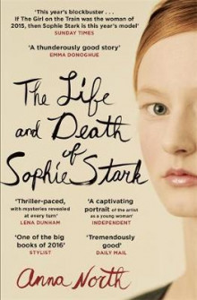 The life and death of Sophie Stark av Anna North (Heftet)