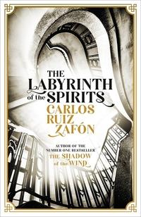 The labyrinth of the spirits av Carlos Ruiz Zafón (Heftet)