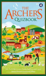 Omslag - The Archers Quizbook
