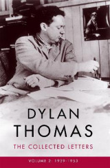 Omslag - Dylan Thomas: The Collected Letters Volume 2