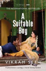 Omslag - A suitable boy