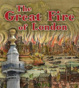 Omslag - The Great Fire of London