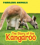 Omslag - The Story of the Kangaroo