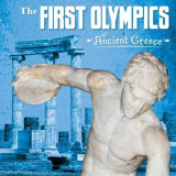 Omslag - The First Olympics of Ancient Greece