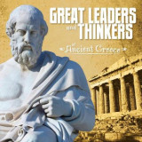 Omslag - Great Leaders and Thinkers of Ancient Greece