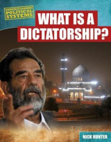 Omslag - What Is a Dictatorship?