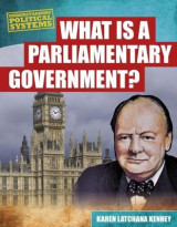 Omslag - What Is a Parliamentary Government?