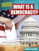 Omslag - What Is a Democracy?