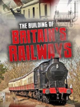 Omslag - The Building of Britain's Railways
