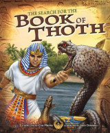 Omslag - The Search for the Book of Thoth