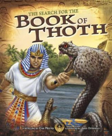 The Search for the Book of Thoth av Cari Meister (Heftet)