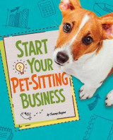 Omslag - Start Your Pet-Sitting Business