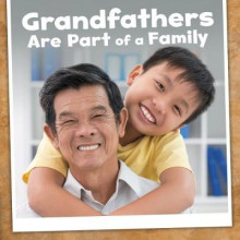 Grandfathers Are Part of a Family av Lucia Raatma (Innbundet)