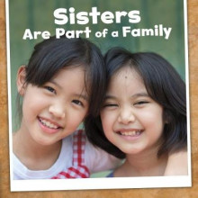 Sisters Are Part of a Family av Lucia Raatma (Innbundet)