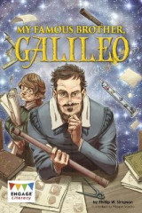 Omslag - My Famous Brother, Galileo