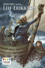 Omslag - Sailing with Leif Eriksson