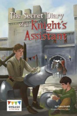 Omslag - The Secret Diary of a Knight's Assistant