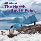 Omslag - All About the North and South Poles