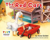 The Red Cart av Anne Giulieri (Heftet)
