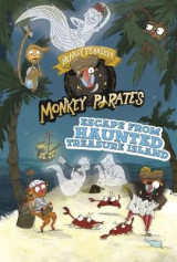 Omslag - Nearly Fearless Monkey Pirates Pack A of 4