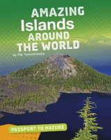 Omslag - Amazing Islands Around the World