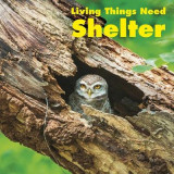 Omslag - Living Things Need Shelter