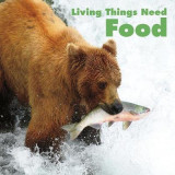 Omslag - Living Things Need Food