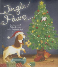 Jingle Paws av Margaret Wise Brown og Parragon Books (Innbundet)