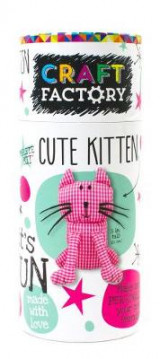 Omslag - Craft Factory Cute Kitten