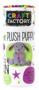 Omslag - Craft Factory Plush Puppy