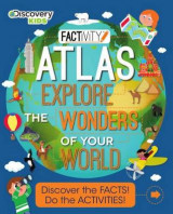 Omslag - Discovery Kids Atlas Explore the Wonders of Your World