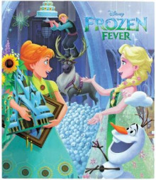 Disney Frozen Fever av Rico Green (Heftet)