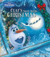 Disney Frozen Olaf's Night Before Christmas av Jessica Julius (Heftet)