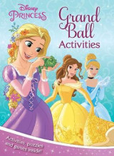 Omslag - Disney Princess Grand Ball Activities