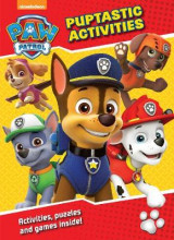 Omslag - Nickelodeon PAW Patrol Puptastic Activities